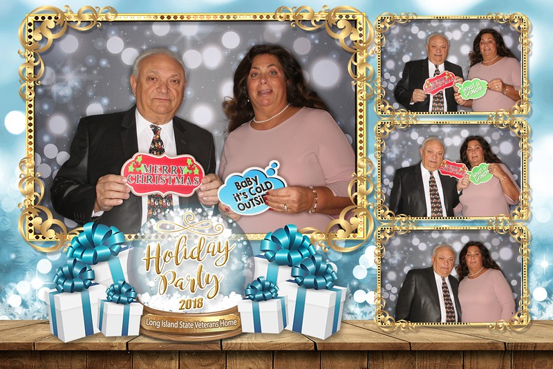Long Island State Veterans Home Holiday Party