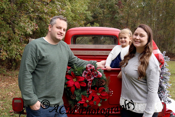 The Vestal Family - Christmas