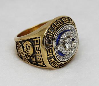 1985 Chicago Bears Super Bowl Championship rings ring