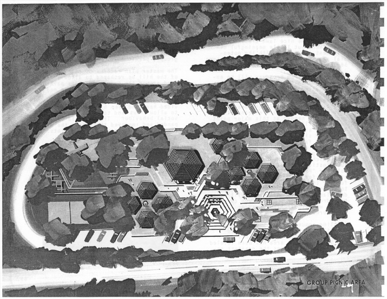 1971, Group Picnic Area Plan