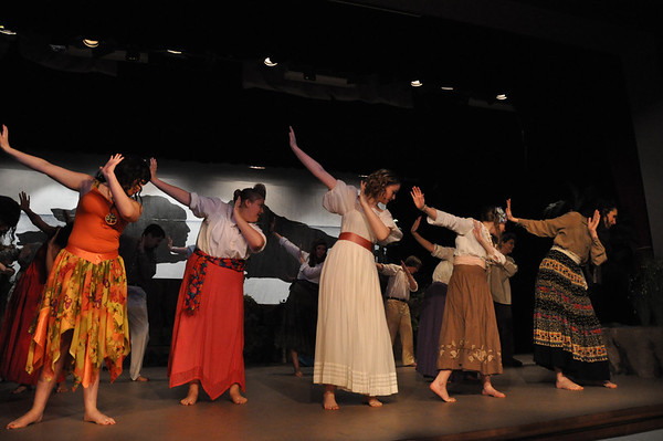 Once On This Island - 2/4/12 Performance (Camera 2)
