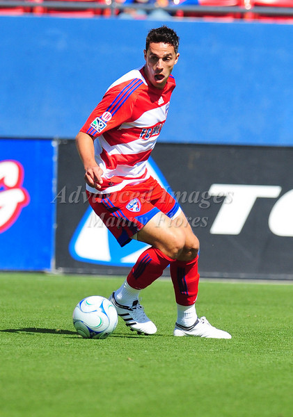 29, March 2009:  FC Dallas playerin action during the soccer game between FC Dallas & Chivas USA at the Pizza Hut Stadium in Frisco,TX. Chivas USA  beat FC Dallas 2-0.Manny Flores/Icon SMI