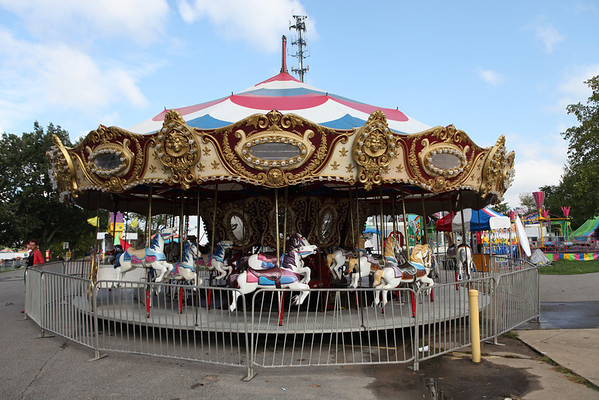 2012 Delta Fair - Rides Only (no people)