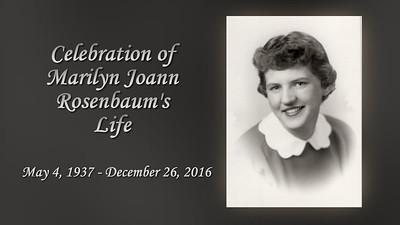 Joann Rosenbaum