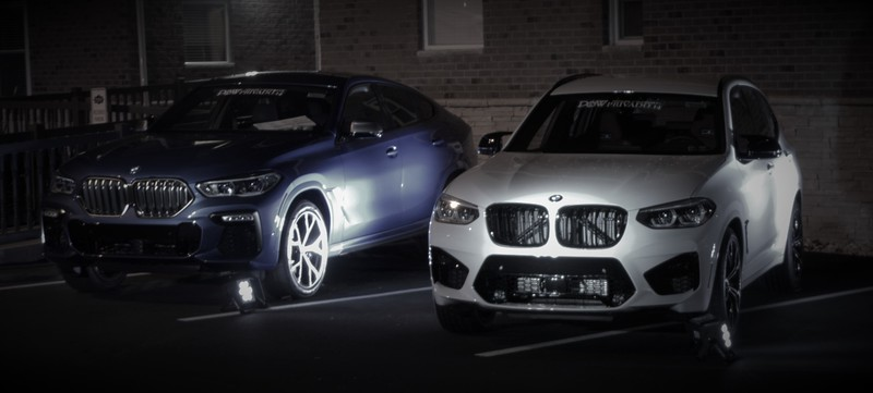 P&W  BMW