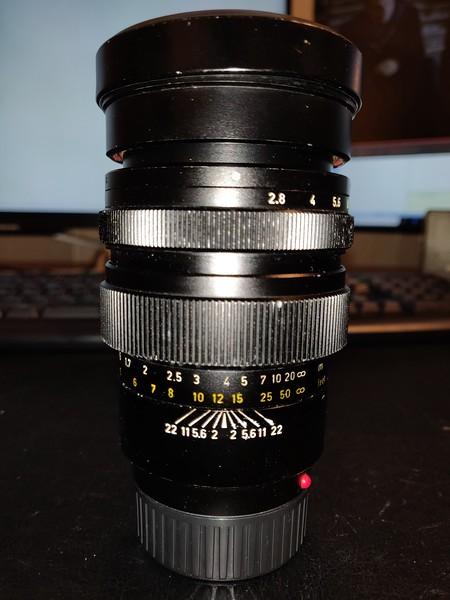 Leica Summicron II 9 cm 2 - Serial 2751139 001.jpg