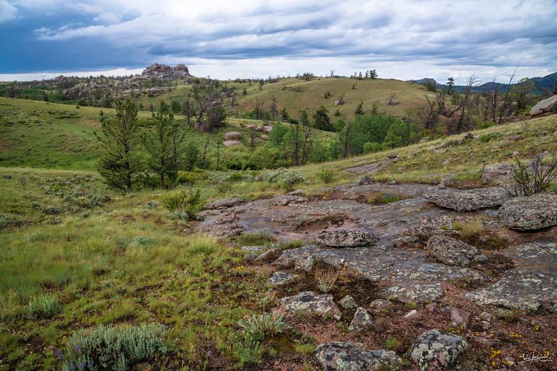 Vedauwoo Mountain Valley