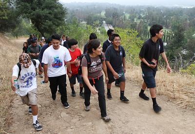 Latino Outdoors Hike