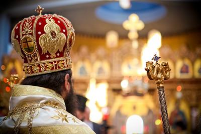 05.11.14 The Enthronement of His Eminence, Metropolitan Demetrius