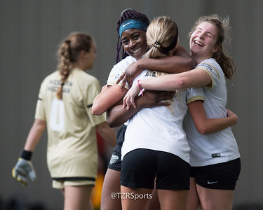 OU Women's Soccer vs. Western Michigan 4/7/2018