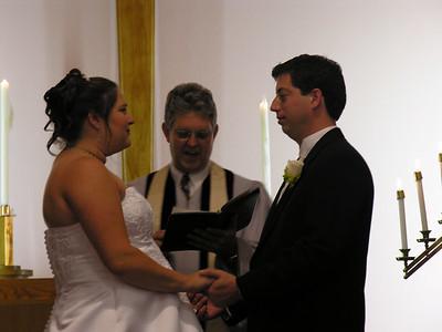 Sam & John Wedding
