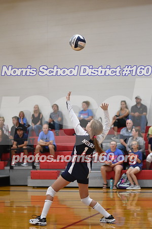 MS Volleyball 7th vs. Gretna Middle