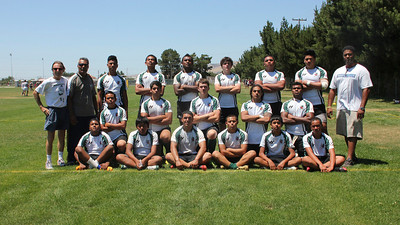 Rugby - Peninsula Green Rugby - Morgan Hill Sevens - June 17, 2012