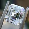 2.23ct Vintage Asscher Cut Diamond GIA G VS1 14