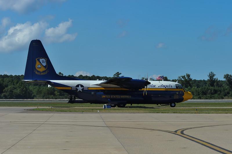 Fat Albert, C-130