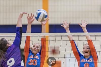 9-28-18 Minneapolis Southwest v Minneapolis Washburn Volleyball