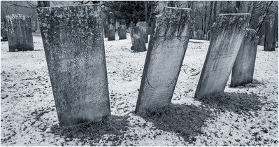 Ancient Burial Grounds