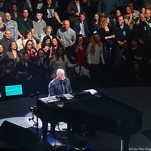 Billy Joel at MSG March 2017
