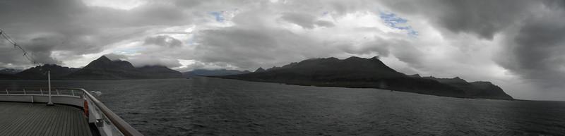 Day 10 - Djúpivogur, Iceland, almost