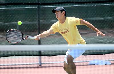 Boys State Tennis - Thursday