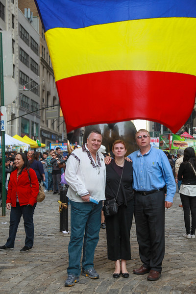 Romania Day on Broadway - May 5, 2011