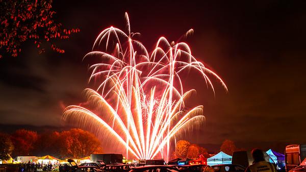 Chassen Park Fireworks