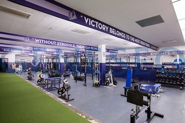Stadium Locker Room and Athletic Weight Room Renovations