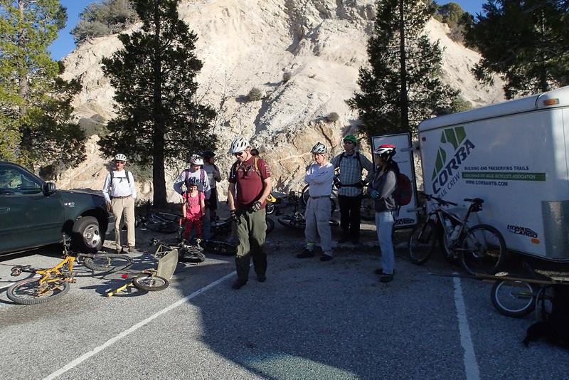 20140316001-Strawberry Peak Trailwork