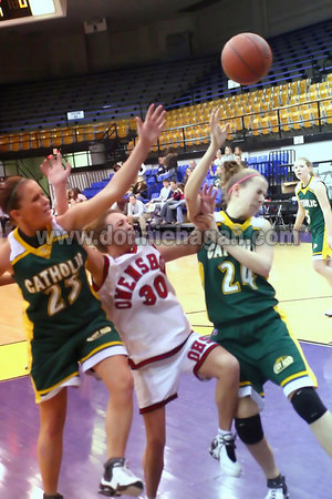 Girls - Catholic vs Owensboro   January 6, 2007