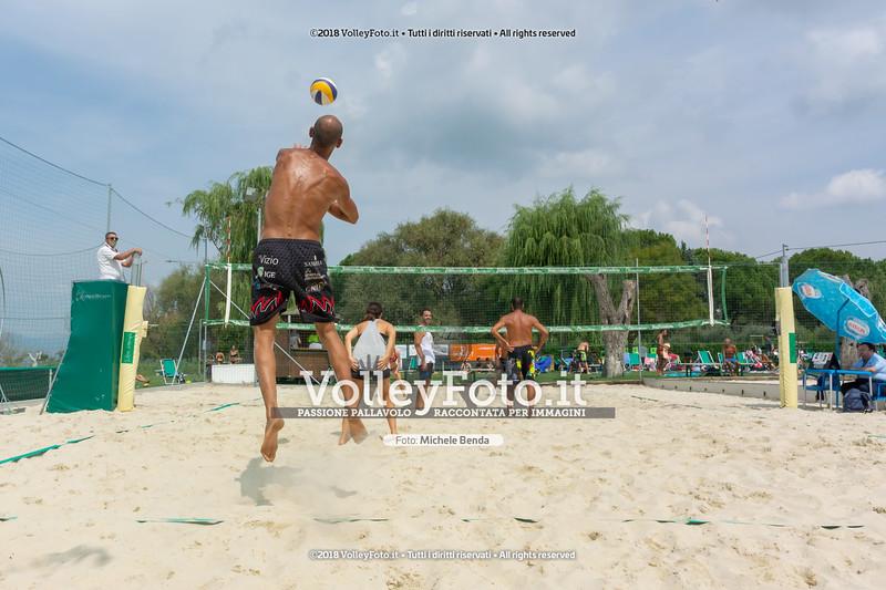 """5ª Edizione Memorial """"Claudio Giri"""" presso Zocco Beach San Feliciano PG IT, 25 agosto 2018 - Foto di Michele Benda per VolleyFoto [Riferimento file: 2018-08-25/_DSC2389]"""
