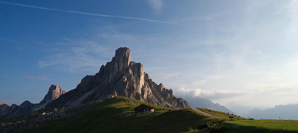 AV1 Stage 5 - Cinque Torri to Passo Staulanza