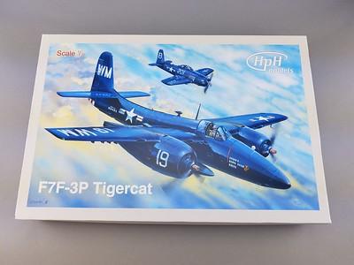 HpH F7F-3  Tigercat