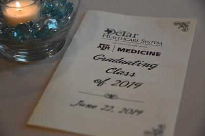 Texas A&M/DeTar Graduation 2019