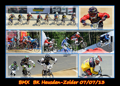 BMX BK Heusden-Zolder 07/07/13