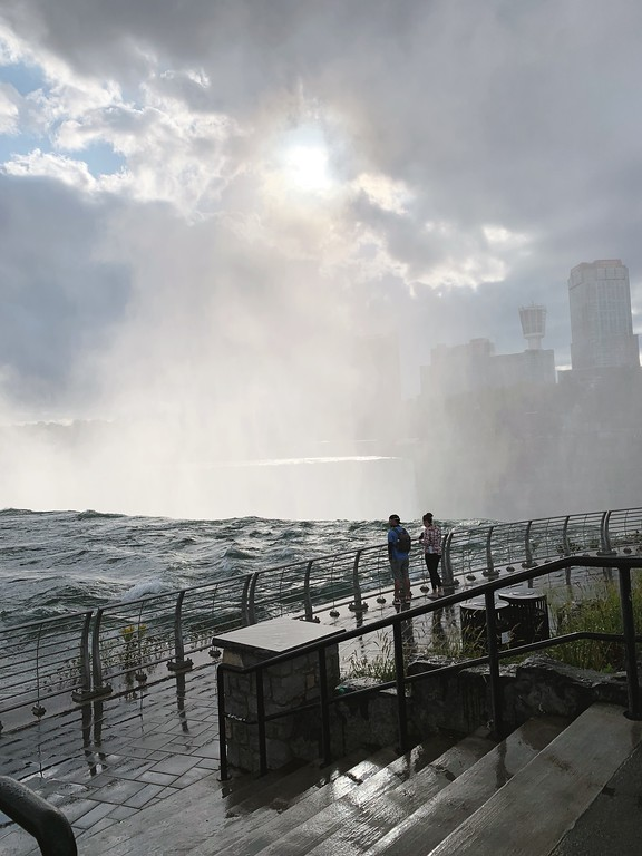 #AD Here's how to have an incredible Niagara Falls Date Night Getaway, with a gorgeous stay at Hyatt Place Niagara Falls, and tons of unique and loving fun!