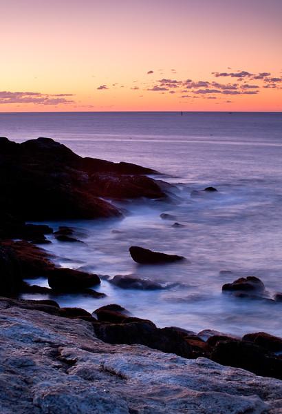 Pre-dawn, Maine Coast (3532)