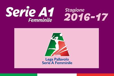 Stagione 2016-17 [Serie A1F]