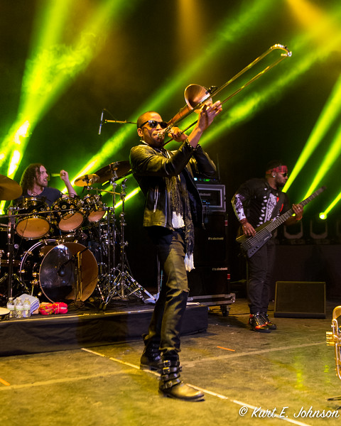 Trombone Shorty @ Montbleu 03-11-2017