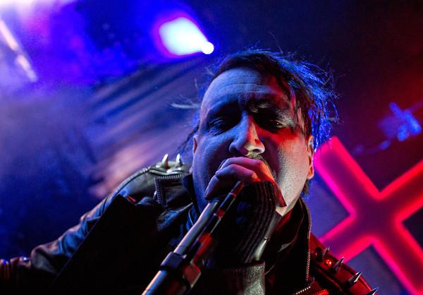 Marilyn Manson June 25, 2013