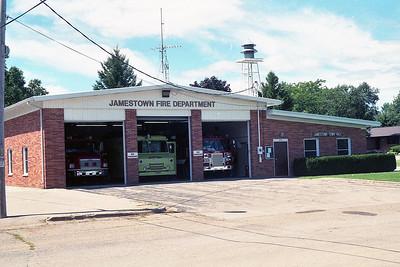 JAMESTOWN FIRE DEPARTMENT