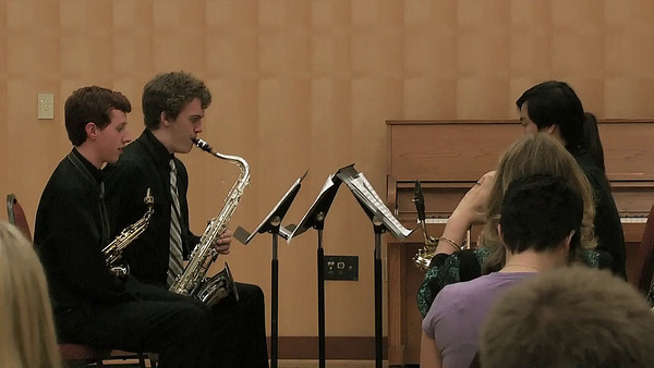 WMEA State Finals Solo and Ensemble 2012