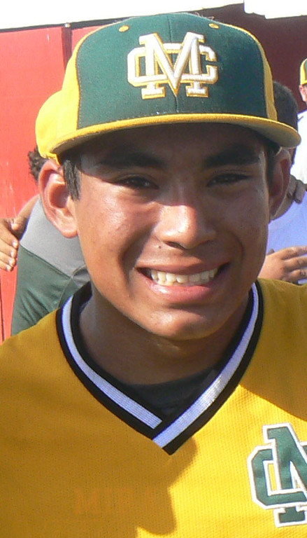 . Gordon Cardenas, Mira Costa baseball