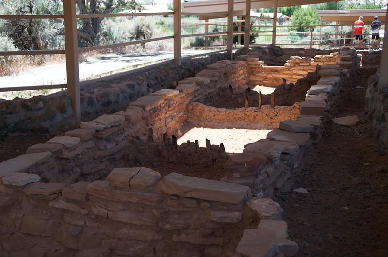 Anasazi State Park Museum in Boulder
