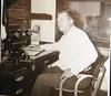 Radio station dispatcher 1950s