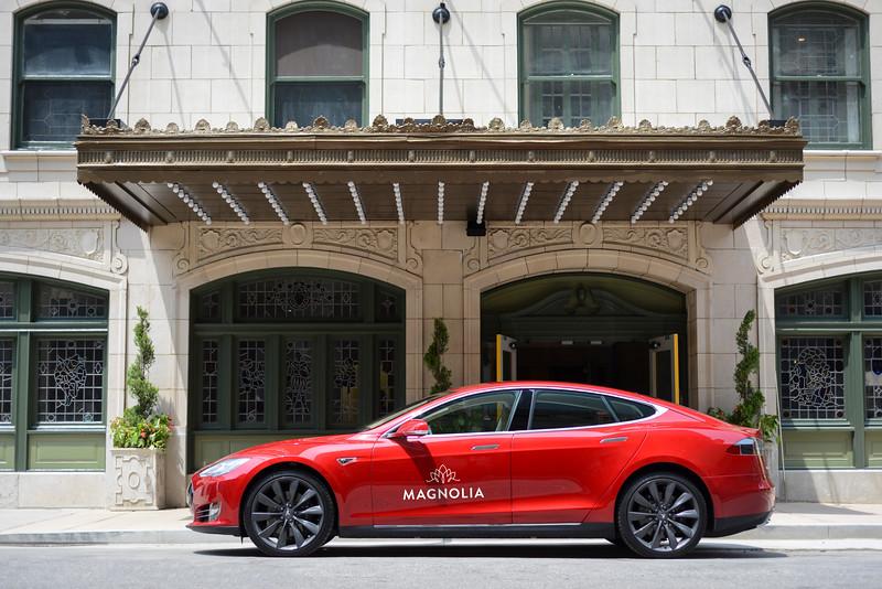 Tesla Concierge