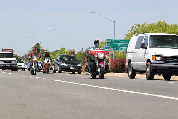 Ride Across Maryland 2011