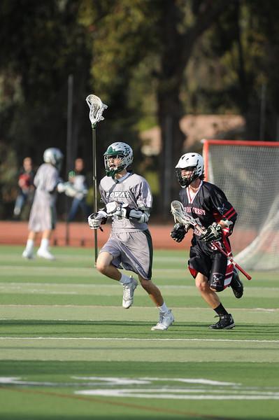 Poway Mens Lacrosse 2012