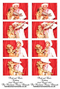 Mark and Kim's Wedding at The Merchants Manor, Falmouth 22-08-15