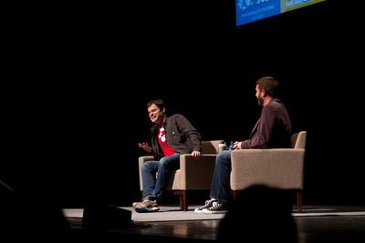 2013 OUAB Presents Bill Hader of SNL Q&A