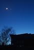 SS-John Reaume-Venus, Crescent Moon & Jupiter